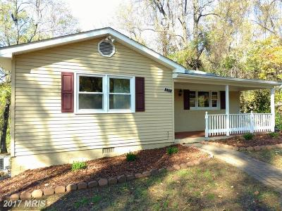 Warren Single Family Home For Sale: 335 Oriole Way