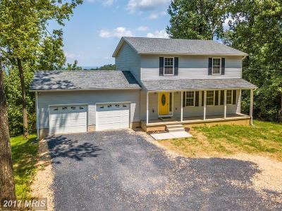 Warren Single Family Home For Sale: Doom Peak Road