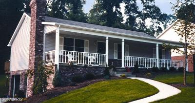 Warren Single Family Home For Sale: 352 Dry Run Court