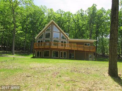 Warren Single Family Home For Sale: Blue Mountain Road, Lot 4