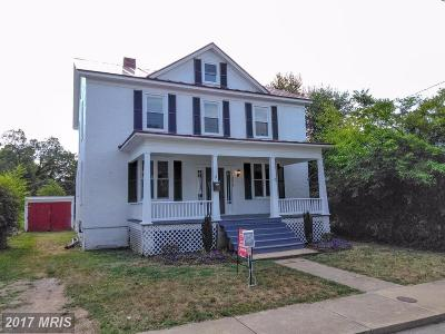 Frederick, Shenandoah, Warren, Winchester City Rental For Rent: 219 Church Street