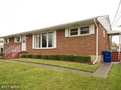 Warren Single Family Home For Sale: 505 13th Street