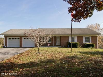 Warren Single Family Home For Sale: 865 Reliance Road