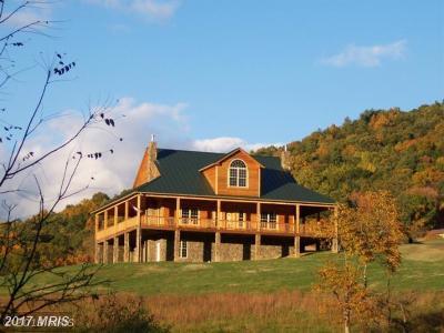 Warren Single Family Home For Sale: 382 Jennings Lane