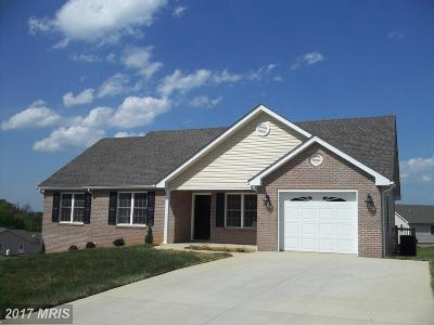 Warren Single Family Home For Sale: 1206 Oden Street