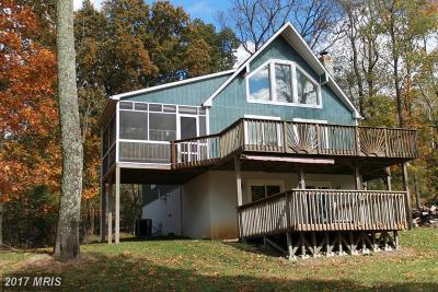 Warren Single Family Home For Sale: 549 Shenandoah Valley Drive
