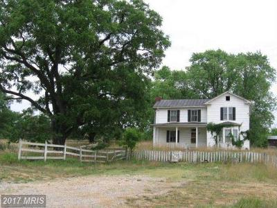 Warren Single Family Home For Sale: 8897 Winchester Road