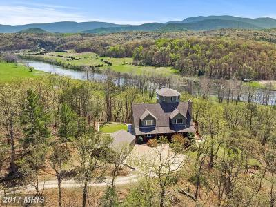Warren Single Family Home For Sale: 1406 Panhandle Road