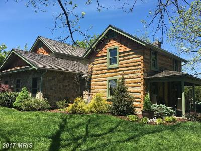 Middletown Farm For Sale: 1207 Cauthorn Mill Road