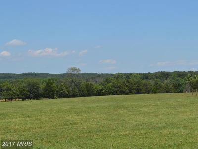 Strasburg Residential Lots & Land For Sale: 6302 Strasburg Road