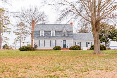 Essex County Single Family Home For Sale: 283 Daingerfield Road