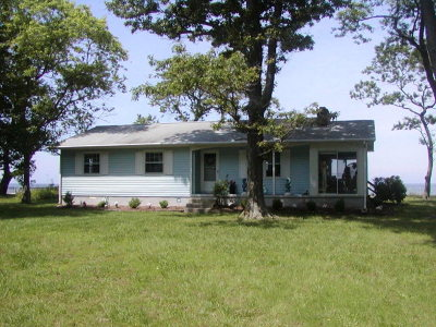 Heathsville VA Single Family Home For Sale: $299,000