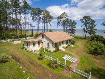 Lancaster County Single Family Home For Sale: 2964 Fleets Bay Road