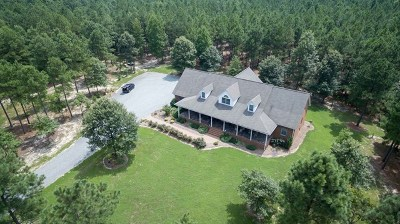Richmond County Single Family Home For Sale: 869 Folly Neck Rd