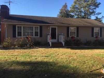 Richmond County Single Family Home For Sale: 278 Morgan Lane