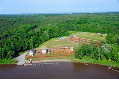Richmond County Residential Lots & Land For Sale: Lot 4 Grandview Drive