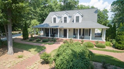 Richmond County Single Family Home For Sale: 125 Waterside Drive