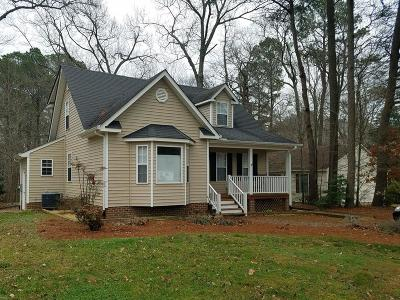Heathsville VA Single Family Home For Sale: $208,000