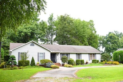 Essex County Single Family Home For Sale: 1234 Old Creek Lake Drive