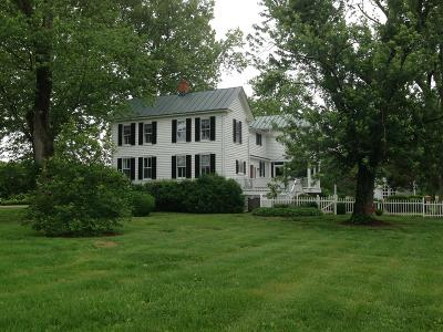 Lancaster County Single Family Home For Sale: 11545 Mary Ball