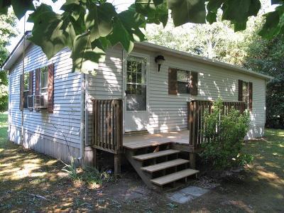 Richmond County Single Family Home For Sale: 245 Morattico Creek Road