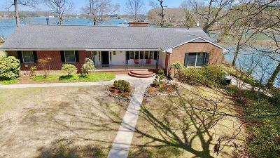 Northumberland County Single Family Home For Sale: 1034 Holly Harbor Road