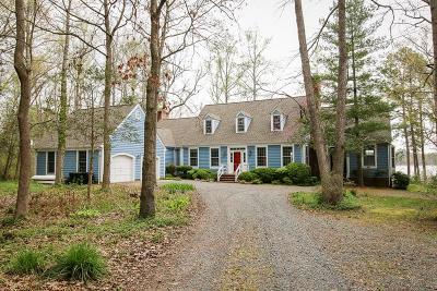 Northumberland County Single Family Home For Sale: 161 Yeocomico Lane