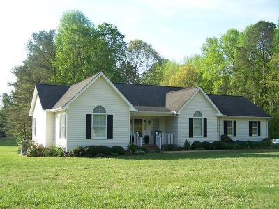 Richmond County Single Family Home For Sale: 170 Settlers Landing Road
