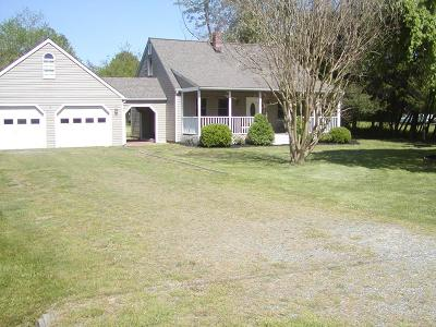Reedville VA Single Family Home For Sale: $150,000