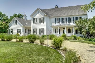 Lancaster County Single Family Home For Sale: 75 Oyster Point