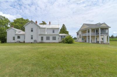 Lancaster County Single Family Home For Sale: 1615 Bewdley Road
