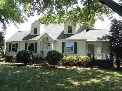 Richmond County Single Family Home For Sale: 6388 Menokin Road