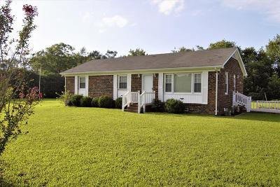 Richmond County Single Family Home For Sale: 13071 Richmond Road