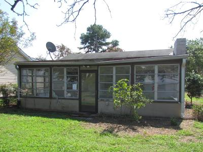 Essex County Single Family Home For Sale: 754 Colemans Island Road