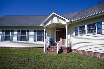 Richmond County Single Family Home For Sale: 72 Sea Breeze Court