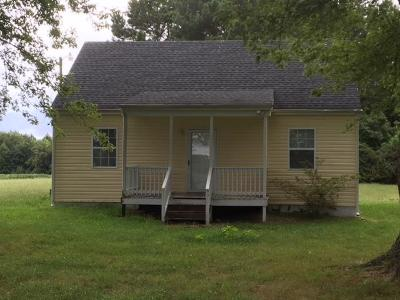 Richmond County Single Family Home For Sale: 170 Box And Gourd Lane