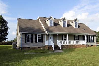 Richmond County Single Family Home For Sale: 135 Freedom Way