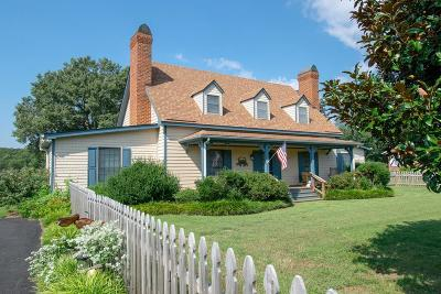 Northumberland County Single Family Home For Sale: 1325 Glebe Road
