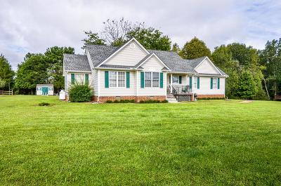 Essex County Single Family Home For Sale: 199 Henley Fork Drive