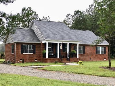 Richmond County Single Family Home For Sale: 564 Lake View Terrace