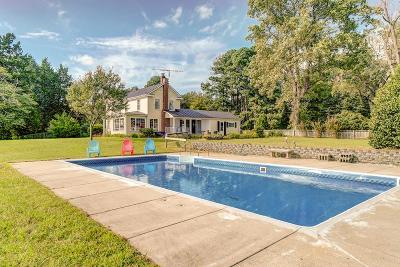 Lancaster County Single Family Home For Sale: 624 Queenstown Road
