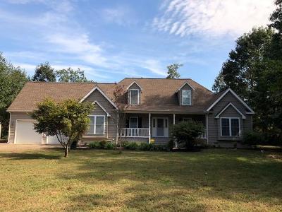 Northumberland County Single Family Home For Sale: 164 Potomac Way Ln