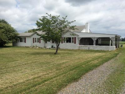 Richmond County Single Family Home For Sale: 387 Sunnyside Lane