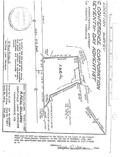 Essex County Residential Lots & Land For Sale: Richmond Hwy