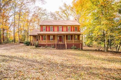 Richmond County Single Family Home For Sale: 94 Cavalier Trail