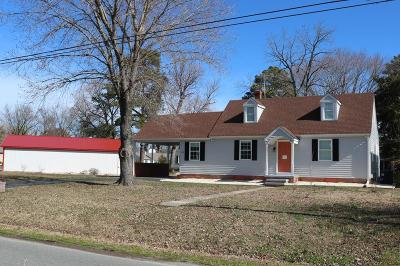 Essex County Single Family Home For Sale: 618 Essex Street