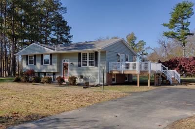 Richmond County Single Family Home For Sale: 143 Gordon Lane
