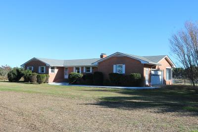 Northumberland County Single Family Home For Sale: 686 Smith Point Road