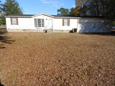 Richmond County Single Family Home For Sale: 307 Morattico Road