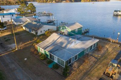 Richmond County Single Family Home For Sale: 1220 Little Florida Road